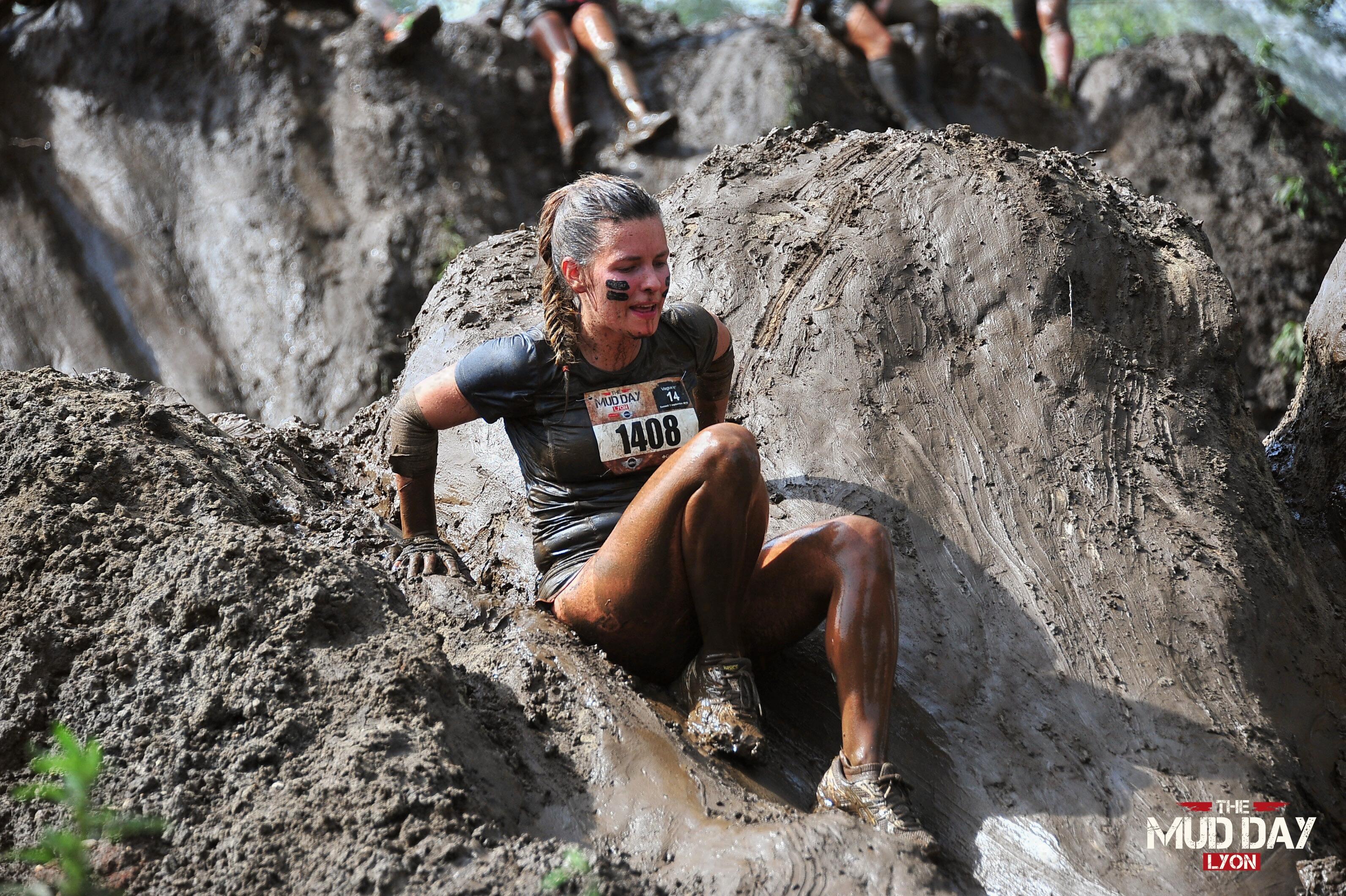 Comment survivre une mud day th r se and the kids for Survitrer une fenetre