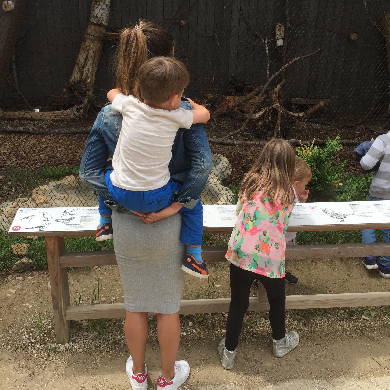 zoo garenne sortie famille ferié blog suisse thereseandthekids