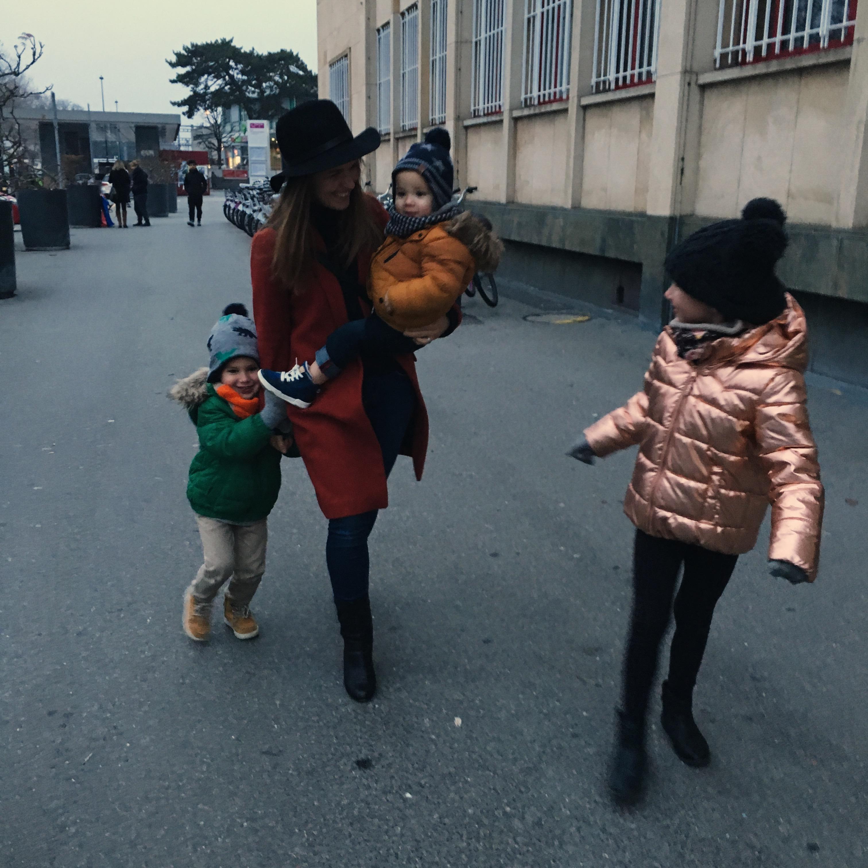 ambivalence parentalité maternité thereseandthekids blog suisse