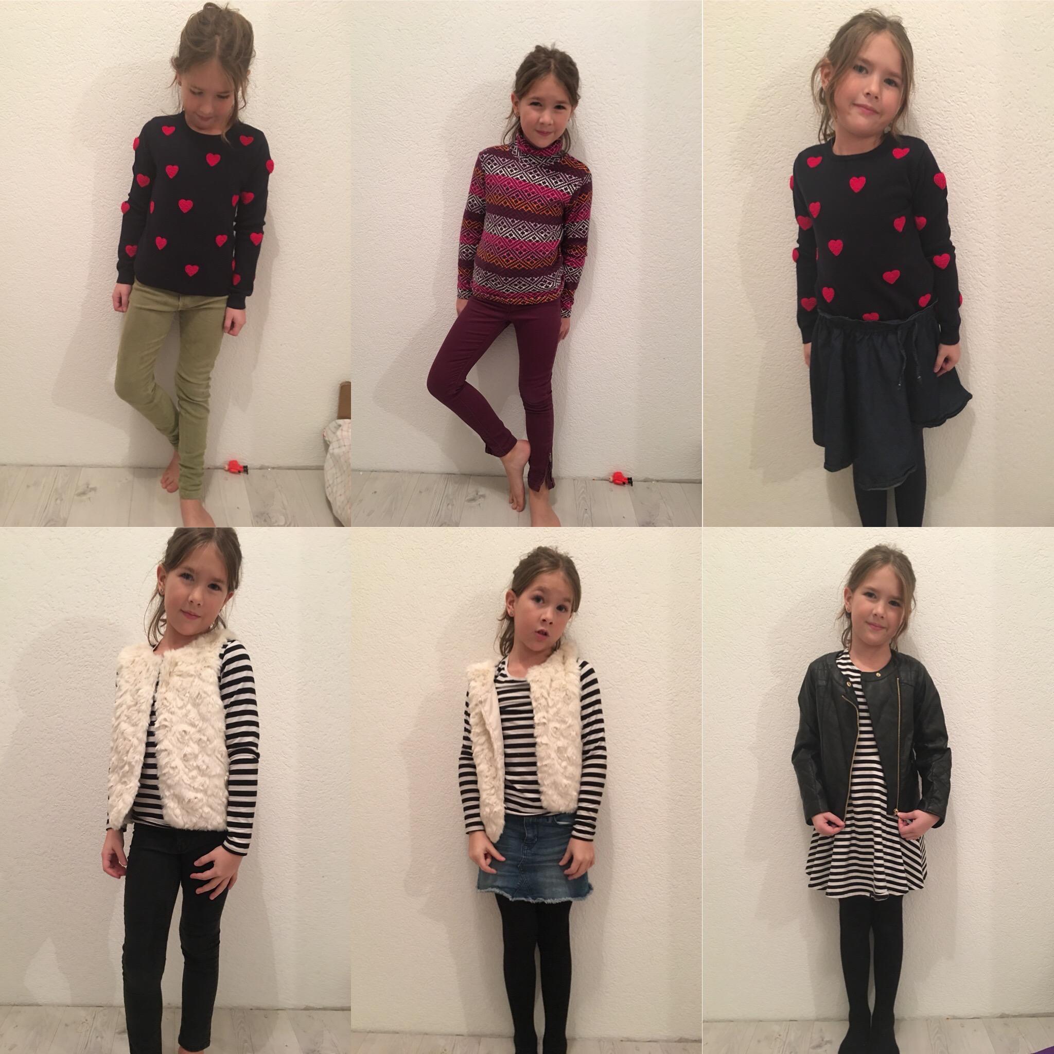 carnet de tenues blog suisse thereseandthekids habits enfants astuces maman