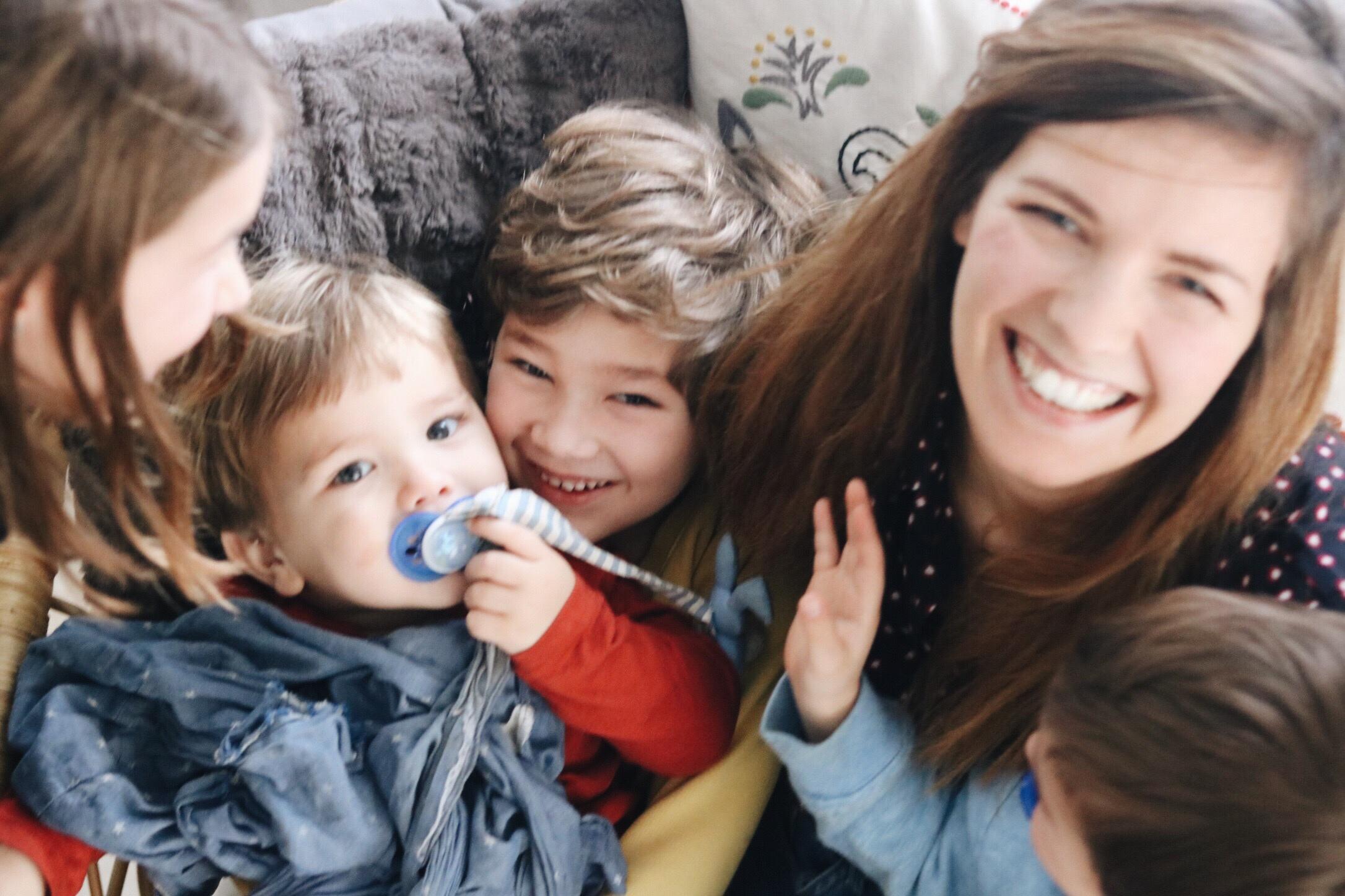 essentiel blog thereseandthekids humeur famille batmaid