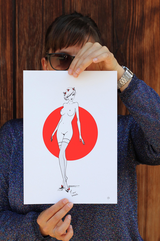 groseille interview thereseandthekids maman suisse genuine women illustratrice