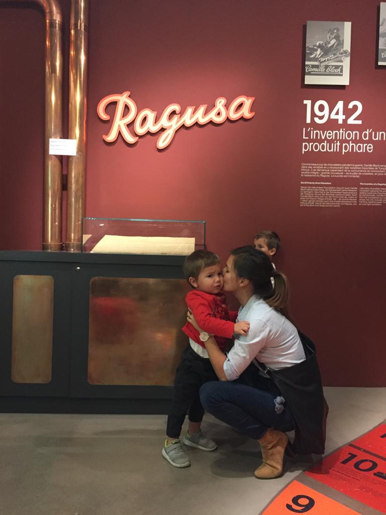 chocolat camille bloch ragusa torino activité famille blog thereseandthekids