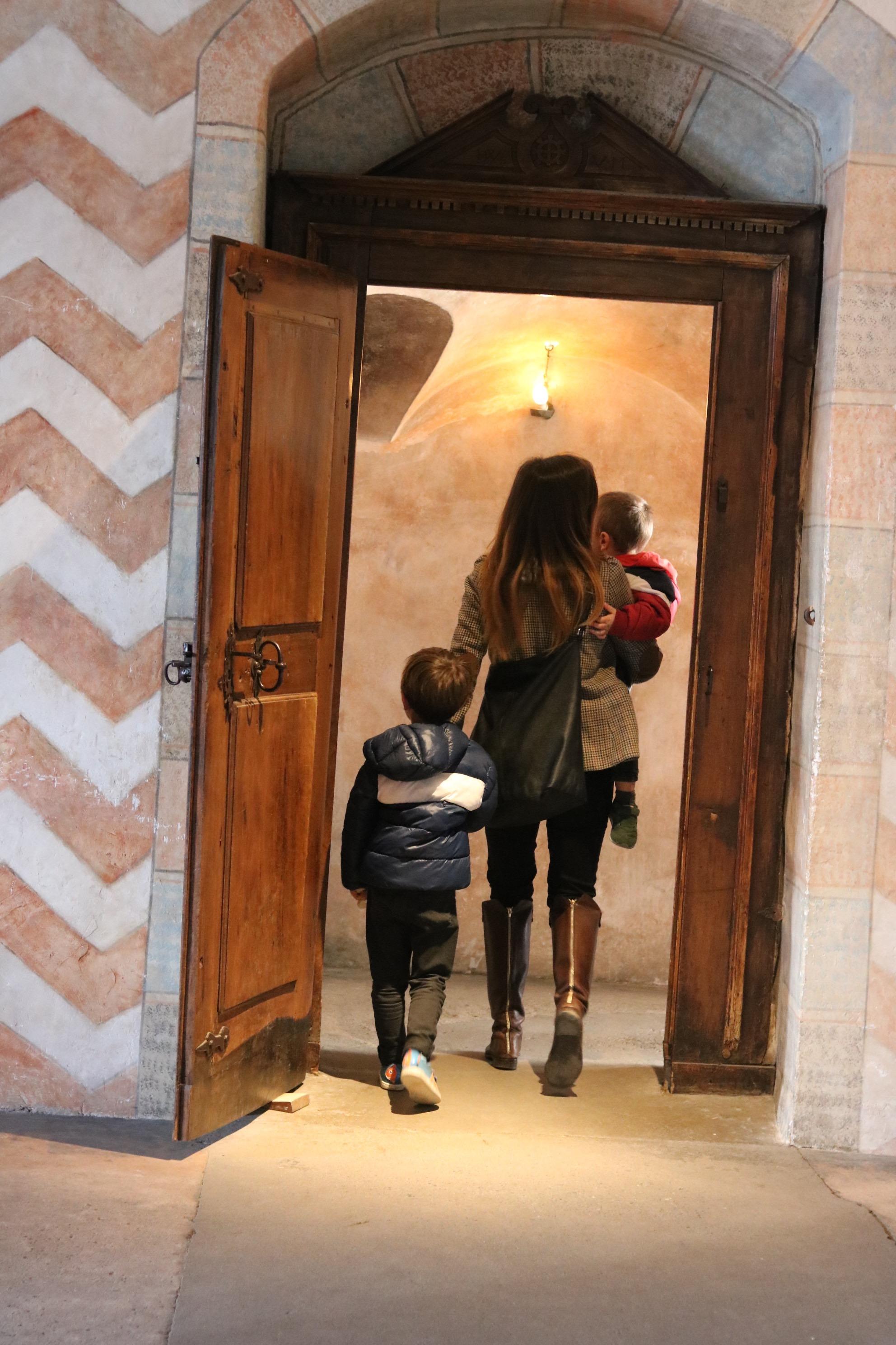 château chillon visite famille blog suisse thereseandthekids