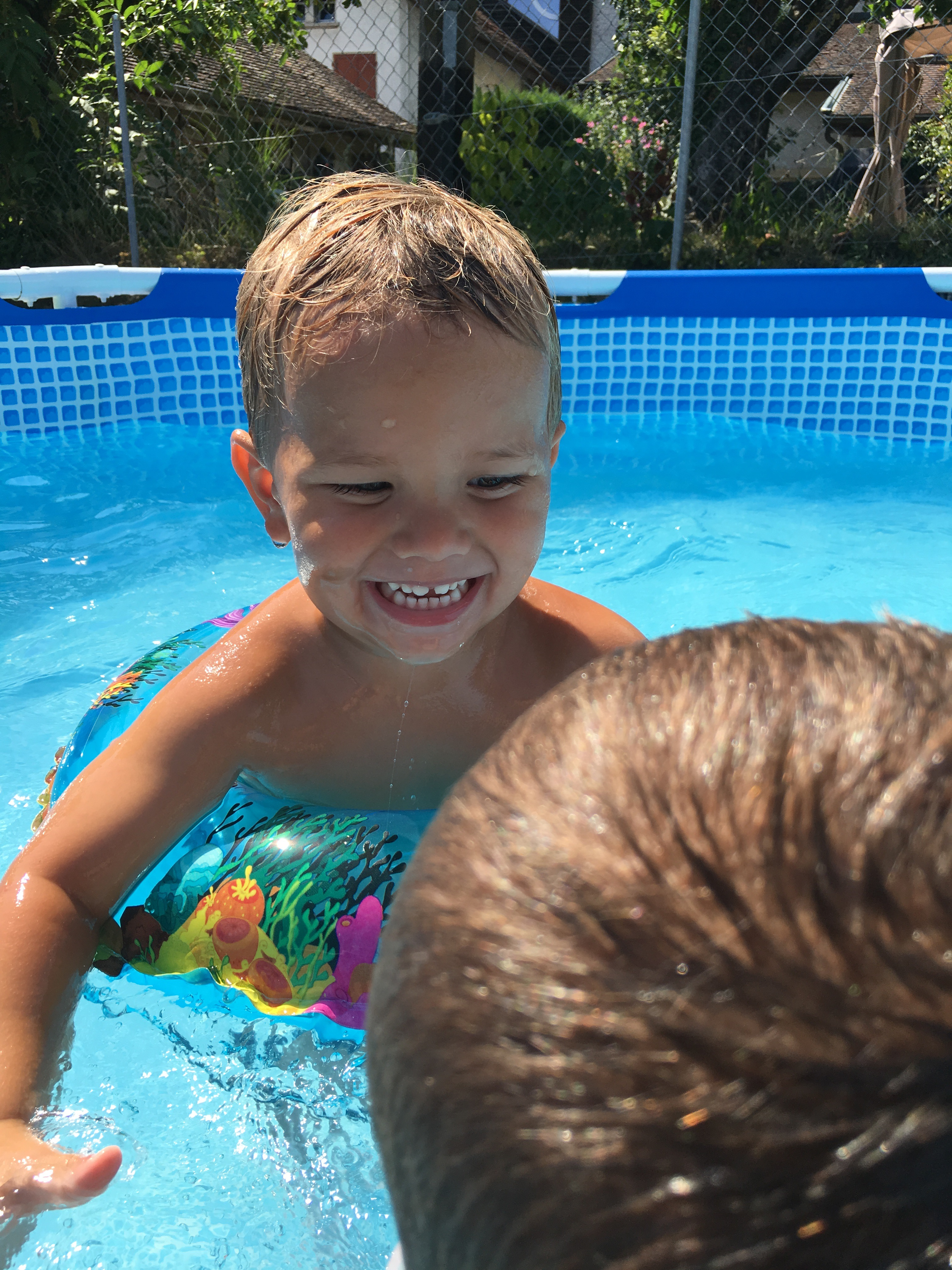 piscine intex marina landi blog suisse thereseandthekids famille