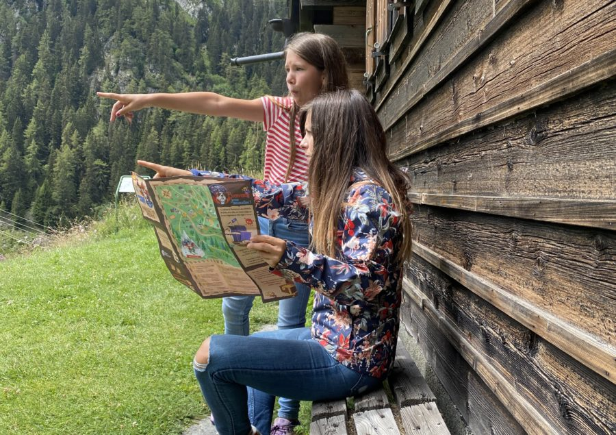 thereseandthekids chasse au tresor suisse blog famille