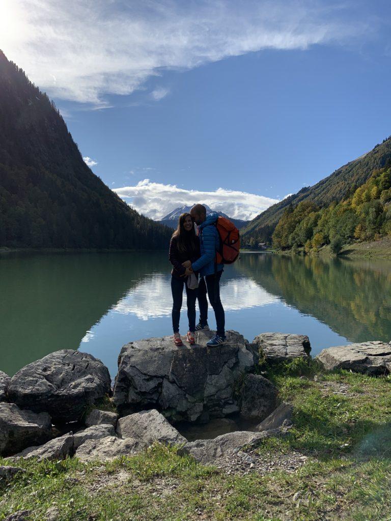 montriond lac morzine blog famille thereseandthekids suisse