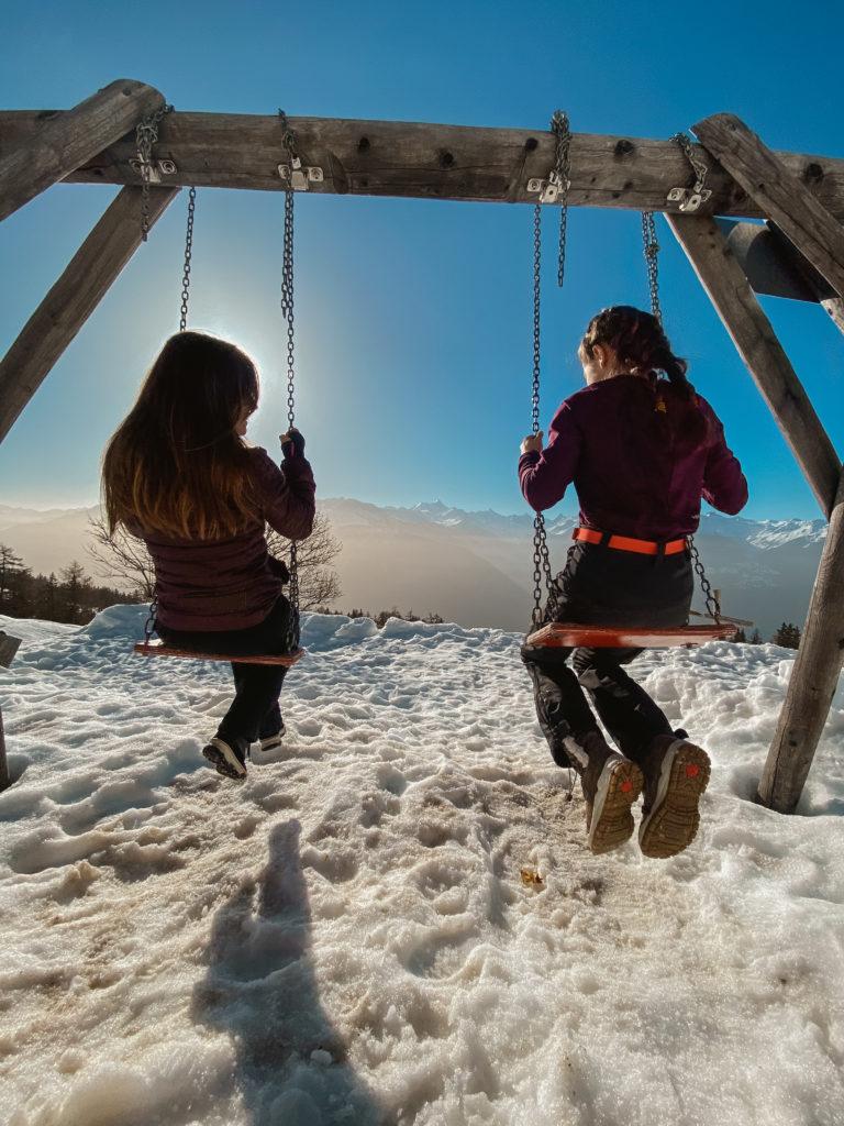colombire crans montana thereseandthekids blog maman suisse